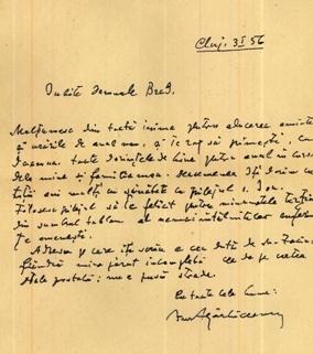 Click aici pentru a vizualiza Manuscrisul - Ion AGÂRBICEANU