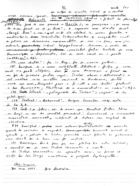 Click aici pentru a vizualiza Manuscrisul - Valeriu ANANIA