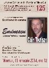001 Afiş Conferinţă Călin Teutişan _ http://uniuneascriitorilor-filialacluj.ro/Poze/carti/Afis_Eminescu_125_mc.jpg