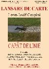 001 Afis lansare Leon-Iosif Grapini Capăt de linie _ http://uniuneascriitorilor-filialacluj.ro/Poze/carti/Afis_Grapini_USR_Cluj.jpg
