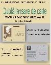 004 Afis dubla lansare _ http://uniuneascriitorilor-filialacluj.ro/Poze/carti/Afis_Ianculescu_Vasilache.jpg