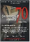 000 Aniversare 70 Filiala și Steaua _ http://uniuneascriitorilor-filialacluj.ro/Poze/carti/Afis_Sezatoare_28.jpg