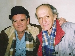 Al C Miloş si Ioan Groşan _ http://uniuneascriitorilor-filialacluj.ro/Poze/carti/Al_C_Milos_si_Ioan_Grosan.jpg