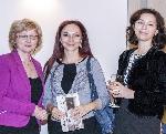 Eugenia Bojoga, Oana Boc, Flavia Teoc, Udine 2013 _ http://uniuneascriitorilor-filialacluj.ro/Poze/carti/Eugenia_Bojoga,_Oana_Boc,_Flavia_Teoc.jpg