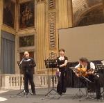 Ruxandra Cesereanu şi G. Magliocco la Genova _ http://uniuneascriitorilor-filialacluj.ro/Poze/carti/Rux_la_Genova.JPG
