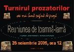 008 Afis Turnirul prozatorilor _ http://uniuneascriitorilor-filialacluj.ro/Poze/carti/Turnir_Reuniune.jpg