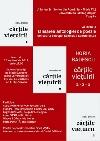 002 Afis Horia Badescu Cartile vietuirii _ http://uniuneascriitorilor-filialacluj.ro/Poze/carti/afis_Cartile_vietuirii,_Badescu_.jpg