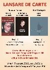 004 Afis Lansare Sangeorz Bai _ http://uniuneascriitorilor-filialacluj.ro/Poze/carti/afis_lansare_Sangeorz-Bai.jpg