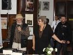 Promenada scriitorilor - Ion Mureşan, Irina Petraş, Vasile G. Dâncu _ http://uniuneascriitorilor-filialacluj.ro/Poze/carti/almanahscriitori080.jpg