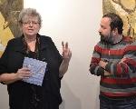 Irina Petras şi Ioan Gyuri Pascu 2013 _ http://uniuneascriitorilor-filialacluj.ro/Poze/carti/lansare_gyuri.jpg